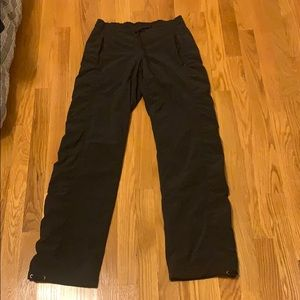 Athleta lined la viva pants